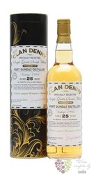 "Port Dundas 1988 "" Clan Denny "" aged 25 years whisky by Douglas Laing & co 55.2% vol.   0.70 l"