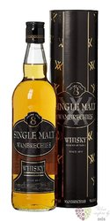 Wambrechies aged 8 years single malt French whisky 43% vol.    0.70 l