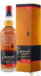 "Benromach "" Cask strength batch I. "" 2009 single malt Speyside whisky 58.8% vol.  0.70 l"