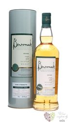 "Benromach 2003 "" Cask strength "" single malt Speyside whisky 59.9% vol.  0.70 l"