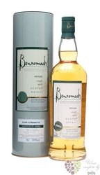 "Benromach 2002 "" Cask strength "" single malt Speyside whisky 60.3% vol.   0.70 l"