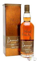 "Benromach Wood finish "" Hermitage "" 2007 single malt Speyside whisky 45% vol.  0.70 l"