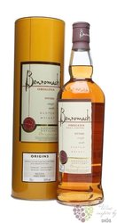 "Benromach 2003 "" Origins Port pipes batch 4 "" single malt Speyside whisky 50% vol.  0.70 l"