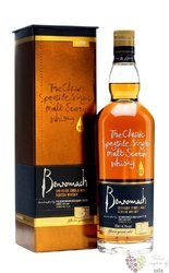 Benromach 15 years old single malt Speyside whisky 43% vol.    0.70 l