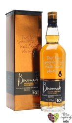 Benromach 10 years old single malt Speyside whisky 40% vol.    0.20 l