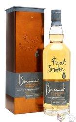 "Benromach 2007 "" Peat smoke "" single malt Speyside whisky 46% vol.  0.70 l"