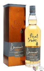 "Benromach 2008 "" Peat smoke "" single malt Speyside whisky 46% vol.  0.70 l"