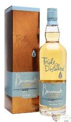 "Benromach 2009 "" Triple distilled "" single malt Speyside whisky 50% vol.  0.70 l"
