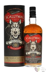"Scallywag "" Cask strength ltd no.1 "" blended malt Speyside Scotch whisky 53.6% vol.  0.70 l"