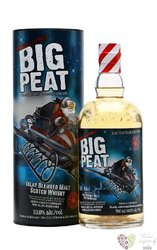 "Big Peat "" Christmas edit. 2015 "" Islay blended malt whisky 53.8% vol.  0.70 l"