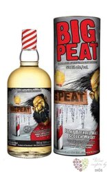 "Big Peat "" Christmas edit. 2014 "" Islay blended malt whisky Douglas Laing & Co 55.7% vol.   0.70"