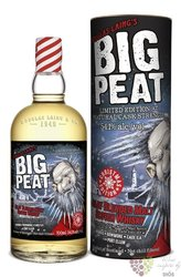 "Big Peat "" Christmas edit. 2017 "" Islay blended malt whisky 54.1% vol.  0.70 l"