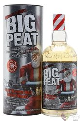 "Big Peat "" Christmas edit. 2018 "" Islay blended malt whisky 53.9% vol.  0.70 l"