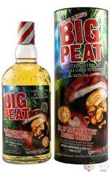 "Big Peat "" Christmas edit. 2020 "" Islay blended malt whisky 53.1% vol.  0.70 l"