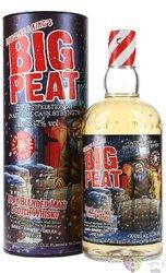 "Big Peat "" Christmas edit. 2019 "" Islay blended malt whisky 53.7% vol.  0.70 l"