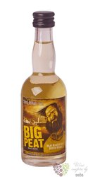 Big Peat Islay blended malt whisky Douglas Laing & Co   0.05 l
