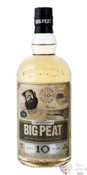Big Peat 10 years old limited edition Islay whisky by Douglas Laing &Co. 46% vol.  0.70 l