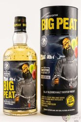 "Big Peat "" Vatertag batch I. "" limited editon of Islay blended malt whisky 48% vol.  0.70 l"