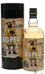 "Big Peat "" Edinburgh Edition II. "" Islay blended malt whisky 48% vol.  0.70 l"