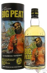"Big Peat "" the Orange edition "" Islay blended malt whisky 50% vol.  0.70 l"