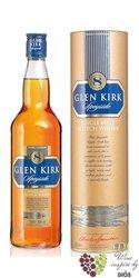 Glen Kirk single malt Speyside whisky 40% vol.  0.70 l
