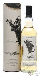 Peats Beast single malt Scotch whisky by Fox Fitzgerald 46% vol.  0.70 l