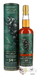 Peats Beast 1985 aged 34 years single malt Islay whisky 47.1% vol.  0.70 l