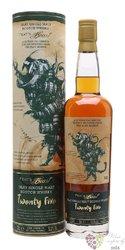 Peats Beast aged 25 years single malt Islay whisky 52.2% vol.  0.70 l