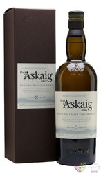 Port Askaig aged 8 years Islay whisky by Elixir Distillers 45.8% vol.  0.70 l
