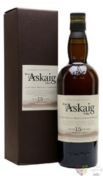 "Port Askaig "" Sherry cask "" aged 15 years Islay whisky by Elixir Distillers 45.8% vol.  0.70 l"