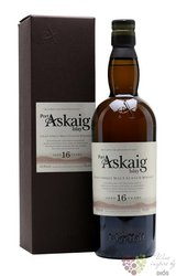 Port Askaig aged 16 years Islay whisky by Elixir Distillers 45.8% vol.  0.70 l