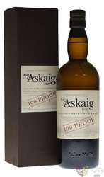 "Port Askaig "" 100 proof "" Islay whisky by Elixir Distillers 57.1% vol.  0.70 l"