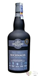 "Auchnagie "" the Lost distillery "" blended malt Scotch whisky 46% vol.   0.70 l"