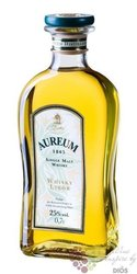 Aureum 1865 German whisky liqueur by Ziegler 25% vol.  0.70 l