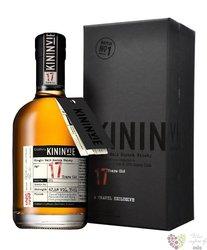 Kininvie 1996 aged 17 years batch no.1 Speyside single malt whisky 42.6% vol.  0.35 l