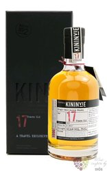 Kininvie 1996 aged 17 years batch no.2 Speyside single malt whisky 42.6% vol.  0.35 l