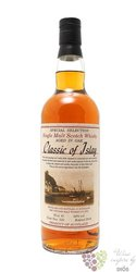 Classic of Islay single malt Scotch whisky by Jack Wiebers Whisky World 56.3% vol.  0.70 l