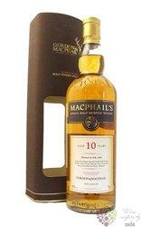 MacPhail´s aged 10 years Scotland whisky Gordon & MacPhail 40% vol.   0.70 l
