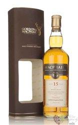 MacPhail´s aged 15 years Scotland whisky Gordon & MacPhail 40% vol.   0.70 l