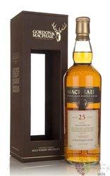 MacPhail´s aged 25 years Scotland whisky Gordon & MacPhail 40% vol.   0.70 l