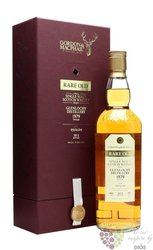 "Glenlochy 1979 "" Gordon & MacPhail rare old "" Highlands whisky 46% vol. 0.70 l"