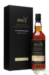 "Glen Mhor 1966 "" Gordon & MacPhail reserve "" aged 40 years Highlands whisky 52.1% vol.   0.70 l"