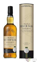 "Muirhead´s Silver Seal "" Maturity "" Speyside single malt whisky 40% vol.  0.70 l"