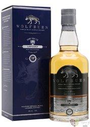 """Wolfburn """" Langskip """" Highlands whisky 58% vol. 0.70 l"""