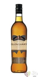 Glengarry blended Scotch whisky by Loch Lomond 40% vol.  1.00 l