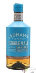 "Adnams Southwold "" Single malt "" English whisky 40%vol.  0.70 l"