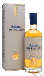 "the English "" Smokey "" English peated single malt whisky 43% vol. 0.70 l"