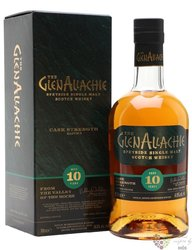 "GlenAllachie "" Cask strength batch I. "" aged 10 years single malt Speyside whisky 57.1% vol.  0.70 l"