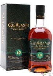 "GlenAllachie "" Cask strength batch 4."" aged 10 years Speyside whisky 56.1% vol.  0.70 l"