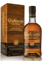 "GlenAllachie "" PX "" aged 12 years single malt Speyside whisky 58% vol.  0.70 l"